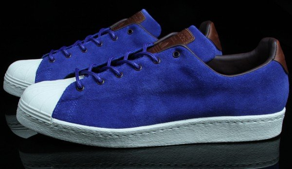 adidas Originals Superstar 80s Clean 'Deep Blue'