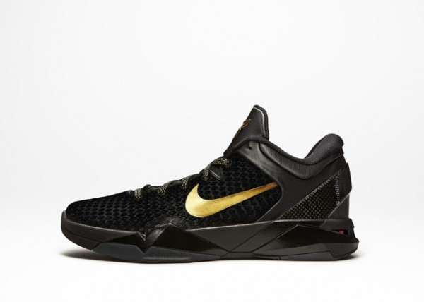 Nike Zoom Kobe VII (7) Elite  Away   30bbf1ee96