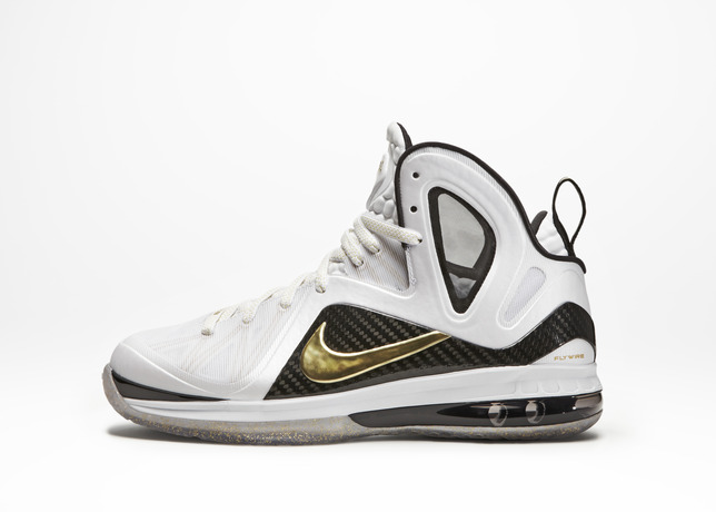 348b1286b79 Nike LeBron 9 Elite  Home