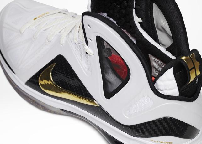 Nike LeBron 9 Elite 'Home'