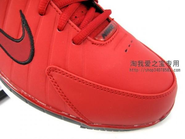 Nike Zoom Huarache 2K4 'Action Red/Dark Grey-Black'