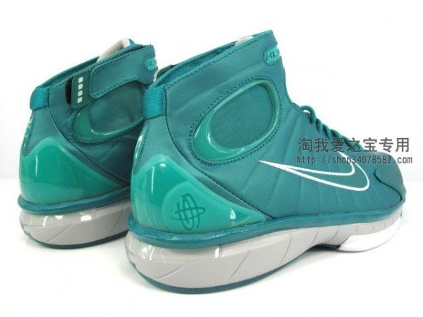 Nike Zoom Huarache 2K4 'New Green'