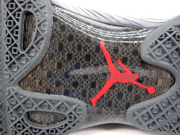 Air Jordan 2012 'Black/Red-Grey'