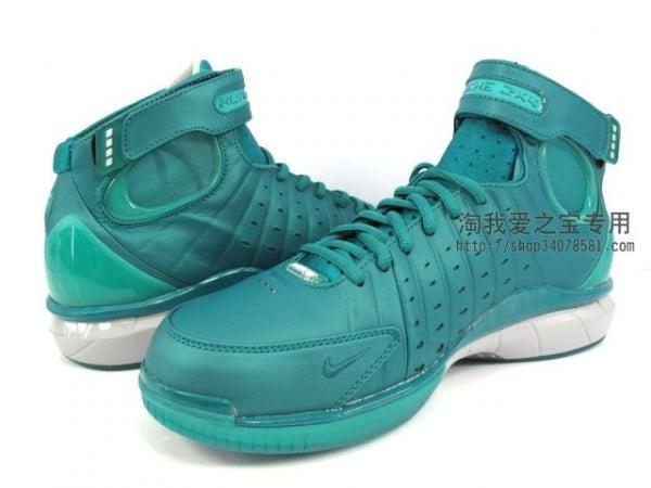 Nike Zoom Huarache 2K4 'New Green'