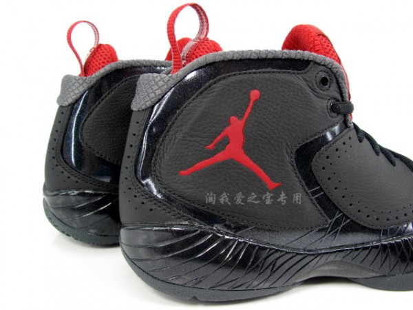 Air Jordan 2012 'Black/Red-Grey'