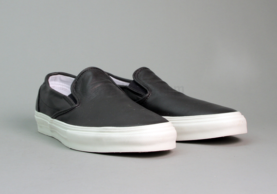 Furgoni Volta Slip-on In Pelle Bianca Lx Ve2jWHg5cc