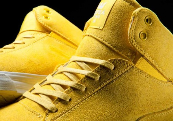 Available alongside the Peeps Skytop is a bright yellow version