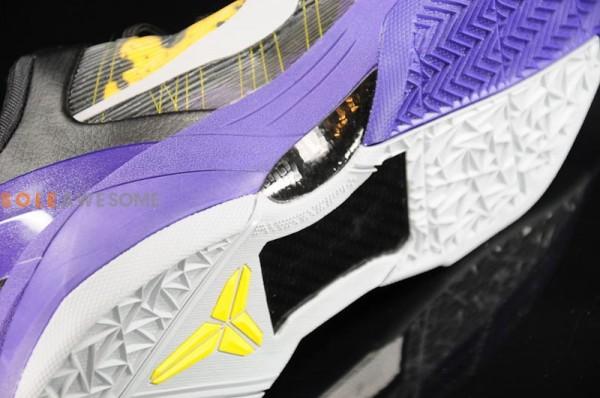 Nike Kobe VII (7) 'Lakers Poison Dart Frog' - New Images