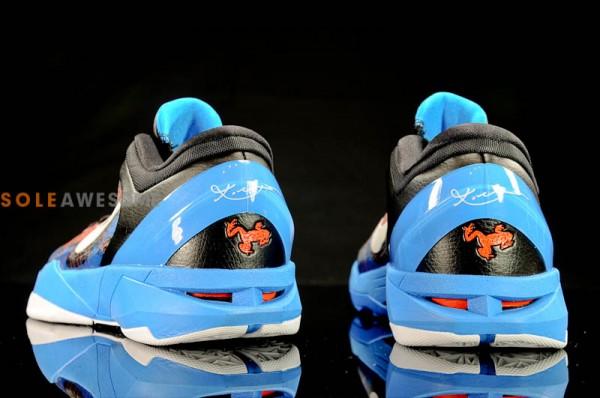 Nike Kobe VII (7) Black/Red-Blue 'Poison Dart Frog' - New Images