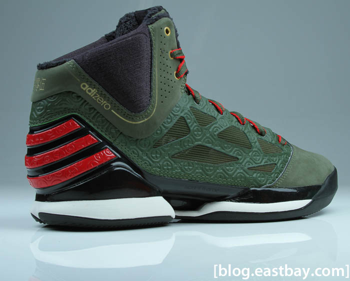 adidas adiZero Rose 2.5 'Lei Feng' - Now Available at Eastbay