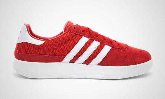 adidas Originals Munchen 'Collegiate Red'