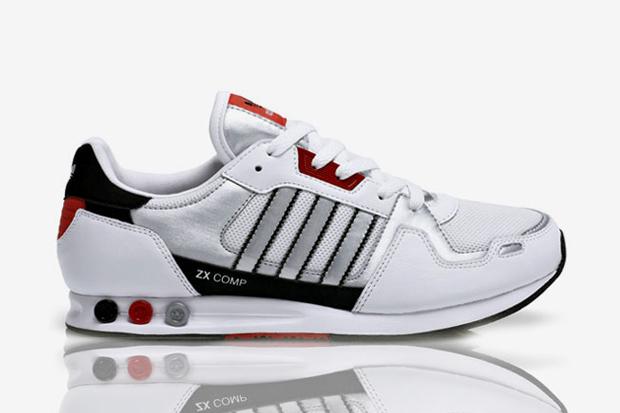 Malawi Marty Fielding Skalk  adidas Originals ZX Comp - Spring/Summer 2012 | SneakerFiles