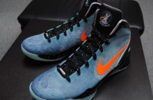 Nike Zoom Hyperdunk 2011 Supreme Blake Griffin 'Galaxy' All-Star PE – Another Look