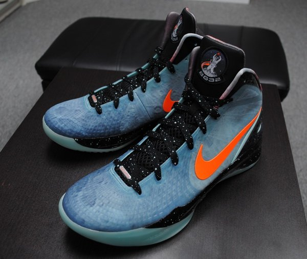 6185ca6e797e Nike Zoom Hyperdunk 2011 Supreme Blake Griffin Galaxy All Star PE Another  Look delicate