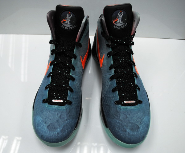 Nike Zoom Hyperdunk 2011 Supreme Blake Griffin 'Galaxy' All-Star PE - Another Look