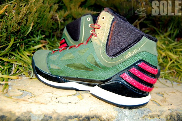 adidas adiZero Rose 2.5 'Lei Feng' - Now Available in the US