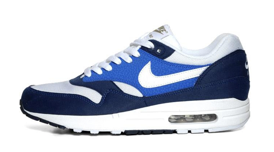 Nike Air Max 1 'Midnight Navy/Soar-White'