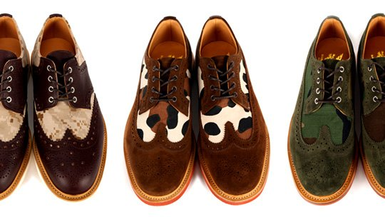 Bodega x Mark McNairy New Amsterdam Spring 2012 Collection