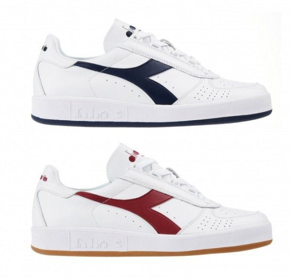 Diadora Heritage B. Elite - April 2012