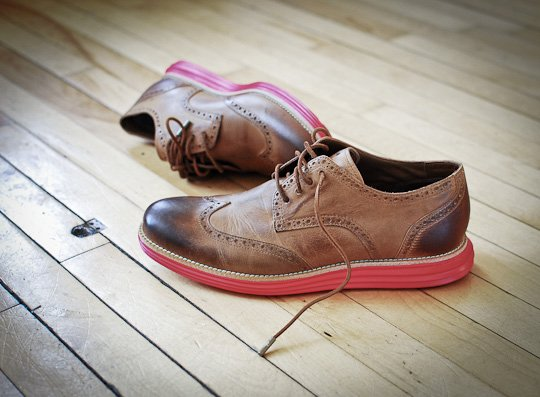 Cole Haan LunarGrand Leather