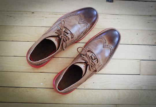 Cole Haan LunarGrand Leather