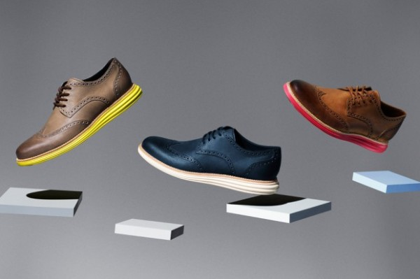 Release Reminder: Cole Haan LunarGrand Leather Collection