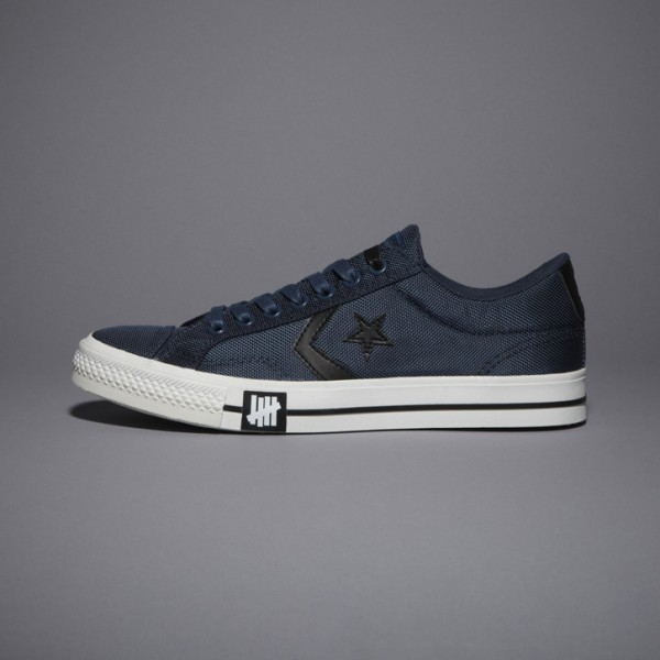 UNDFTD x Converse Star Player Low 'Navy'