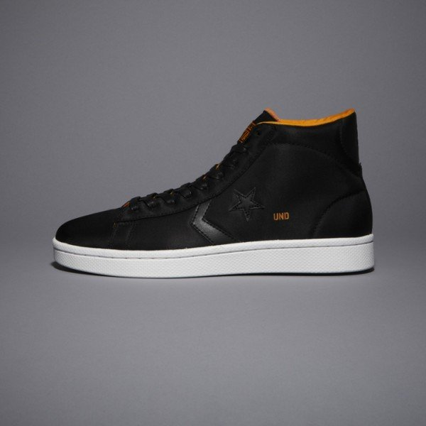 UNDFTD x Converse Pro Leather Hi 'Black'