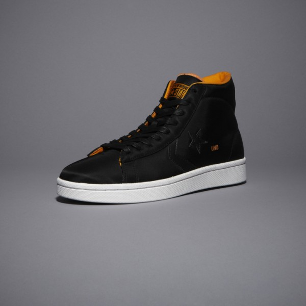 UNDFTD x Converse Pro Leather Hi 'Black'