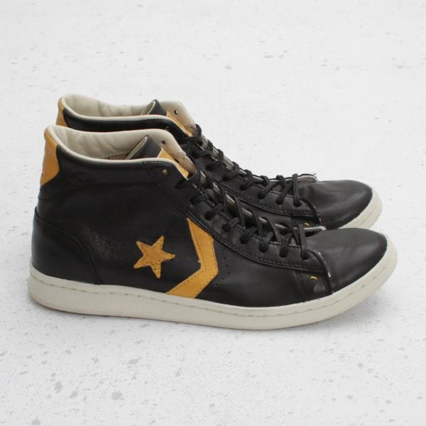 Converse JV Pro Leather Mid 'Black/Artisa'