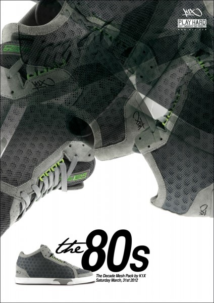 K1X Decade Mesh Pack