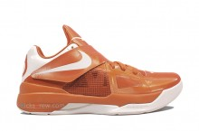 Nike Zoom KD IV 'Texas Longhorns' – Release Date + Info