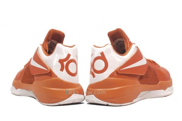 Nike Zoom KD IV 'Texas Longhorns' - Release Date + Info