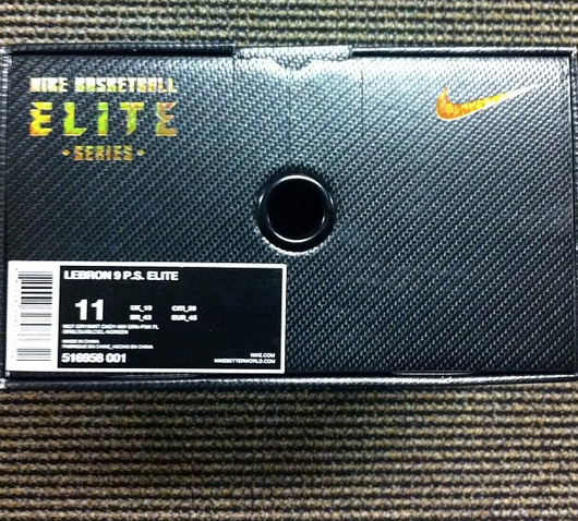 Possible 'South Beach' Nike LeBron 9 P.S. Elite