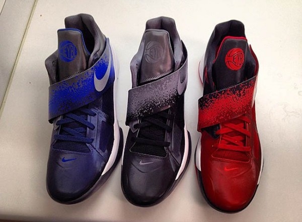 Nike Zoom KD IV EYBL PEs