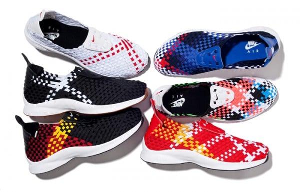 Nike Air Woven Euro 2012 Collection