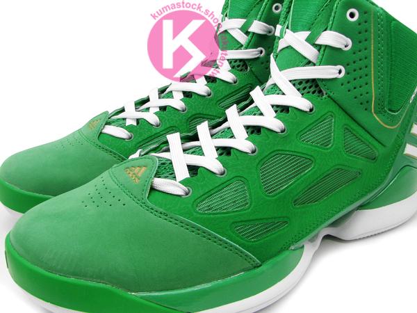 adidas adiZero Rose 2.5 'St. Patrick's Day' - More Images
