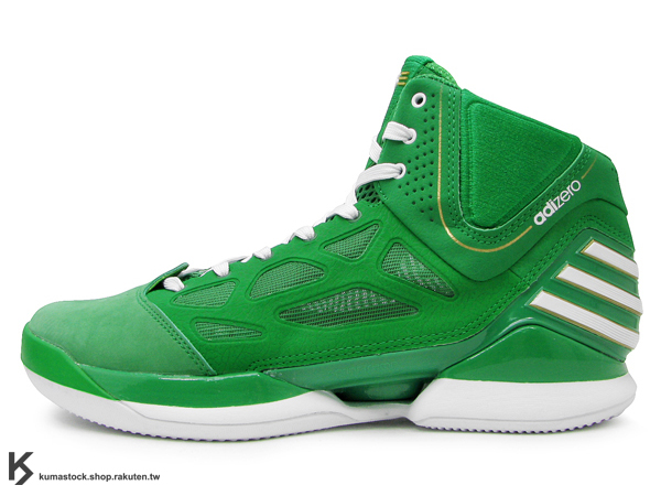 adidas adiZero Rose 2.5 'St. Patrick's Day' - More Images