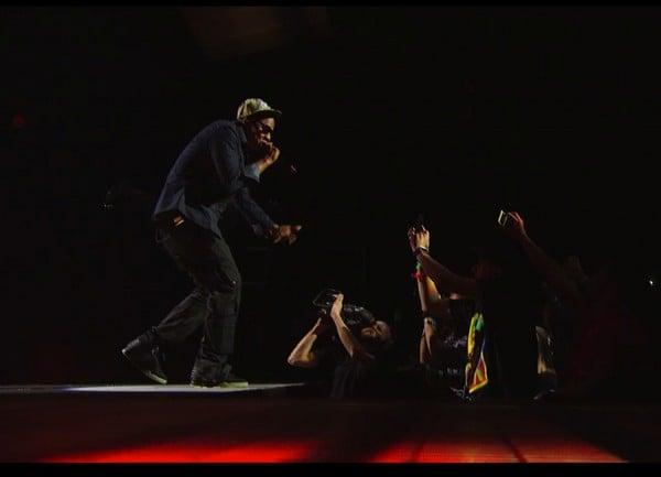 Jay-Z Rocks the Yeezy 2 for SXSW Performance