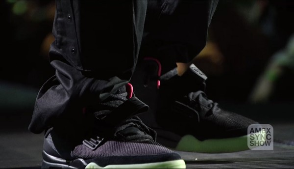 Jay-Z Rocks the Yeezy 2 for SXSW Performance