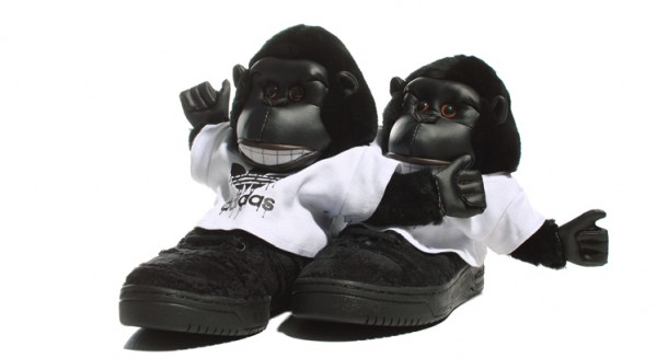 adidas Originals by Jeremy Scott Gorilla - Another Look