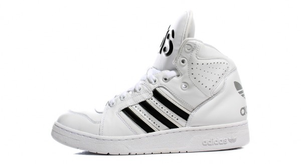 adidas Originals by Jeremy Scott Instinct Hi 'White' - Another Look