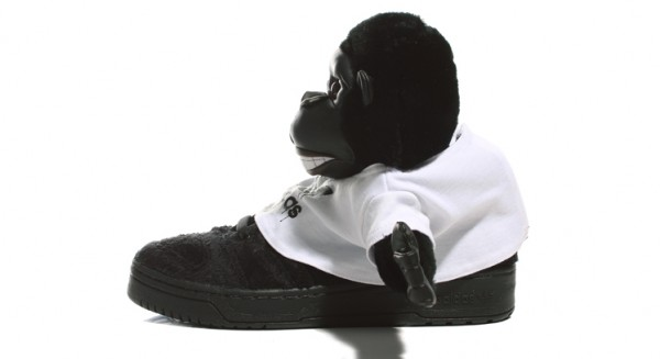 adidas Originals by Jeremy Scott Gorilla - Another Look