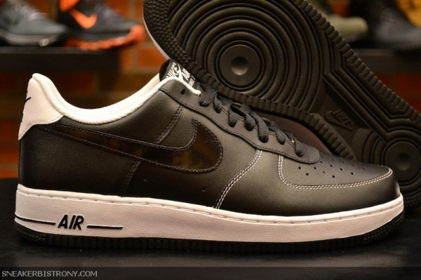 Nike Air Force 1 Low 'Black/Black-White' - Another Look