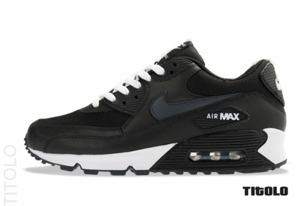 Nike Air Max 90 \u0026#39;Black/Anthracite-White\u0026#39;