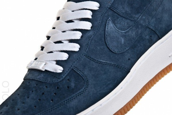 Nike Air Force 1 Low Deconstruct PRM 'Obsidian'