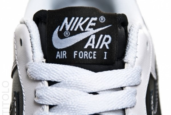Nike Air Force 1 Low 'White/Black-White'