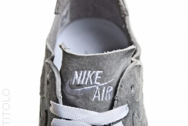 Nike Air Force 1 Low Deconstruct PRM 'Medium Grey'