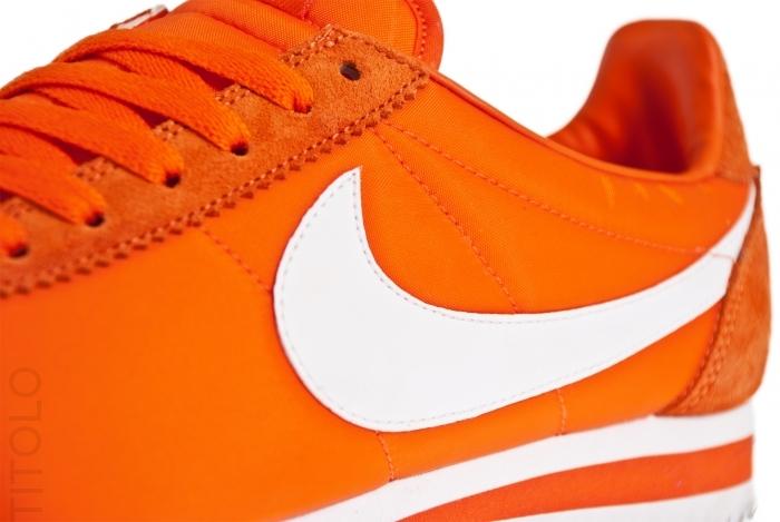Nike Cortez Classic Nylon 'Safety Orange'