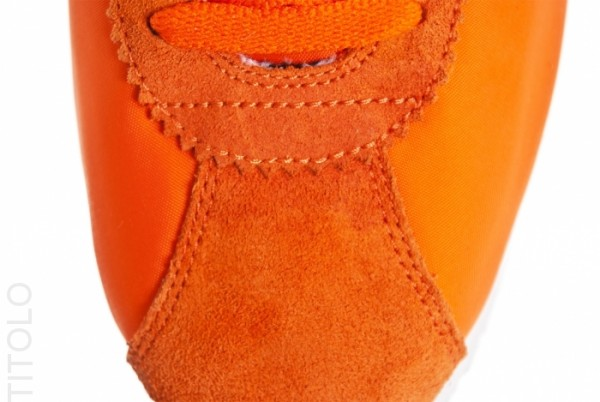 Nike Cortez Classic Nylon 'Safety Orange'
